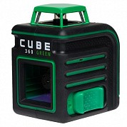 лазерный нивелир ada 360 cube green ultimate edition